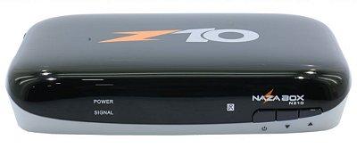 Receptor NazaBox NZ-10 - IPTV - F.T.A