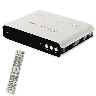 RECEPTOR AZAMERICA S2015 HD 4K / SKS-IKS-IPTV / ANDROID 7.0 - ACM