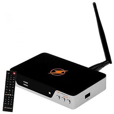 RECEPTOR AZAMERICA SILVER 4K / WI-FI / IKS-SKS-IPTV / ACM
