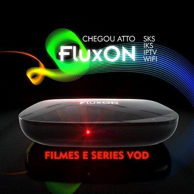 RECEPTOR ATTO FLUXON 4K / IKS-SKS-CS-VOD - ACM