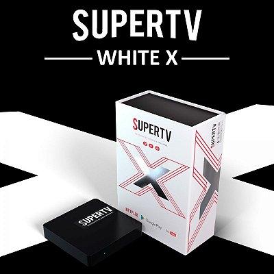 Supertv White X