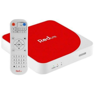 Receptor Red Lite Ultra HD Wi-Fi