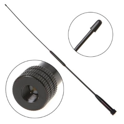 antena diammond rh901s sma macho adaptador conector sma macho dual band vhf uhf flexivel yaesu vertex radioddity lition puxing tyt wouxun zastone tonfa cor preta