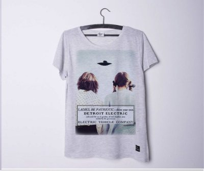 CAMISETA ELETRIC GIRLS