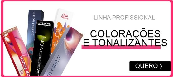 COLORAÇÕES E TONALIZANTES - WELLA E LOREAL - VB BEAUTY