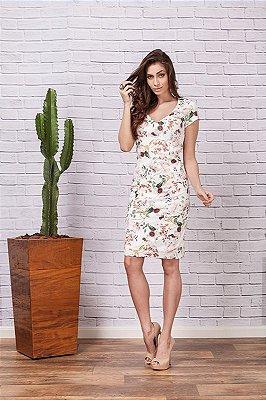 Vestido Floral Classico