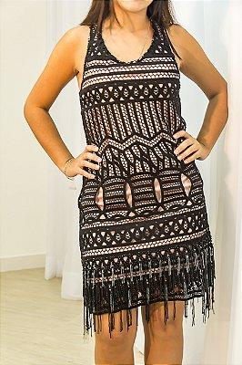 Vestido Renda Luxo