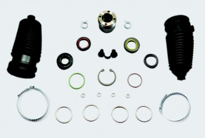 Reparo Caixa Direção Hidráulica Ford Focus 2011...