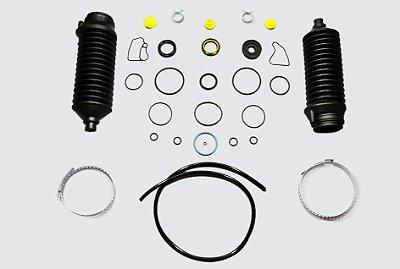 Reparo Caixa Direção Hidráulica Del Sol (93-95) Exceto V-Tec  / Honda Civic 92 à 95 (com gaxetas)