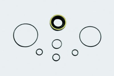 Reparo Caixa Direção Hidráulica Hilux  (91 a 04)   (Bomba com Polia)