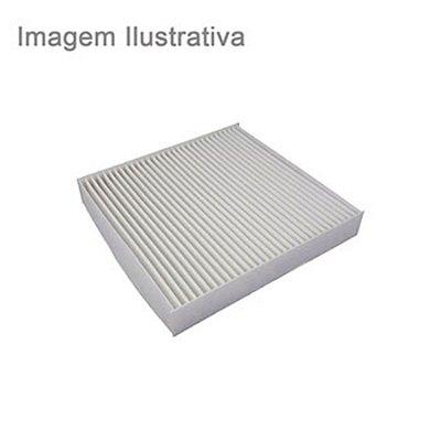 Filtro Ar Condicionado Fiat Uno (10->) / Palio (12->)  / Strada (13->) / 500 (13->) / Mobi (16->)