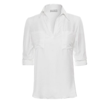 Casual Silk Shirt