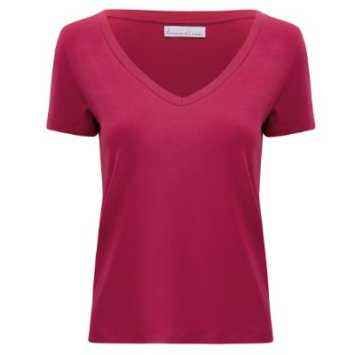 T-Shirt Gola V Modal Pink
