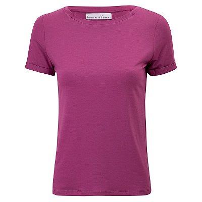 T-Shirt Gola C Modal Fúcsia