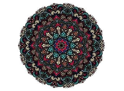 Mandala - #072