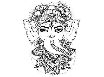 Mandala - Ganesha