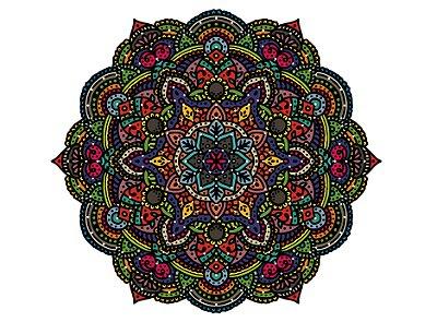 Mandala - #077