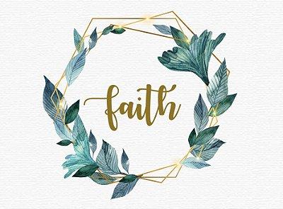 Frase - Faith