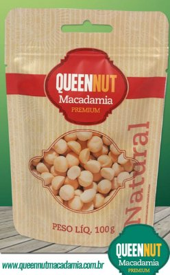 Macadâmia - Natural - 100g
