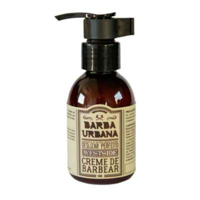 Creme de Barbear Westside 150ml - Barba Urbana