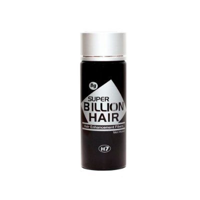 Disfarce para Calvície Cinza 8g - Super Billion Hair