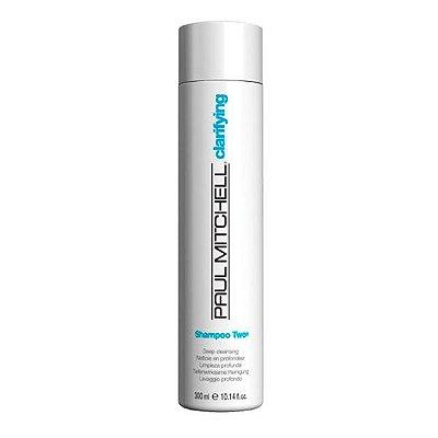 Shampoo Antioleosidade Two 300ml - Paul Mitchell