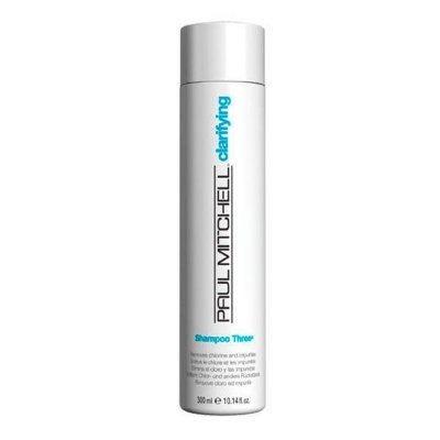 Shampoo Antirresíduos Three 300ml - Paul Mitchell