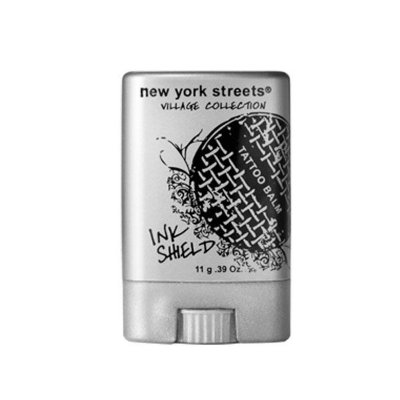 Hidratante para Tatuagem Ink Shield Tattoo Balm 11g - Ecru NY Streets