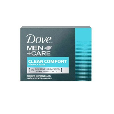 Sabonete Clean Comfort 90g - Dove Men+Care
