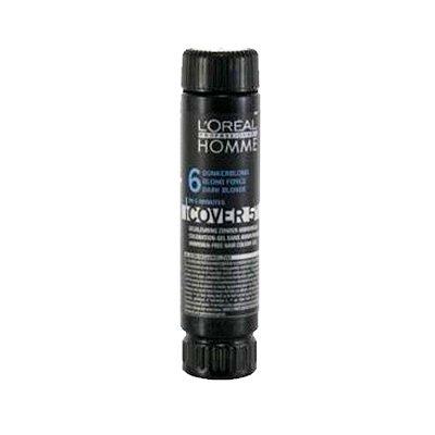 Tonalizante Cover 5' Louro Escuro 6 50ml - L'Oréal Homme