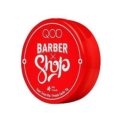 Pomada Modeladora Super 70g - QOD Barber Shop