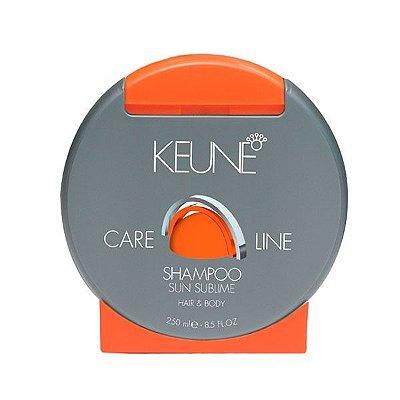 Shampoo Anti-Resíduos Sun Sublime 250ml - Keune
