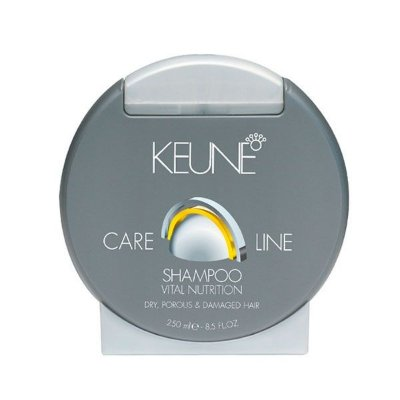 Shampoo para Cabelos Danificados Vital Nutrition 250ml - Keune