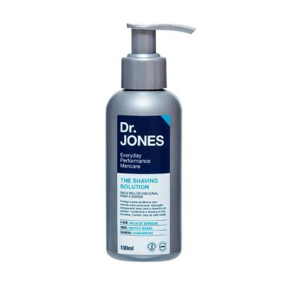 Balm Multifuncional para Barba The Shaving Solution 100ml - Dr. Jones