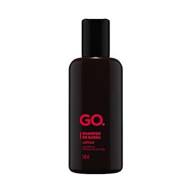 Shampoo de Barba Lúpulo 140ml - Go.