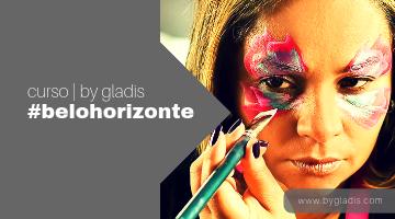 Curso de Pintura Facial em Belo Horizonte