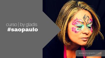 Curso de Pintura Facial em São Paulo