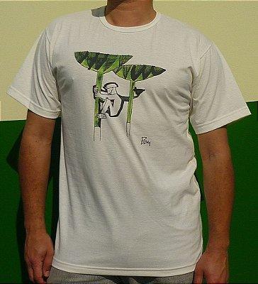 Camiseta Ecológica Araucárias - Poty Lazzarotto