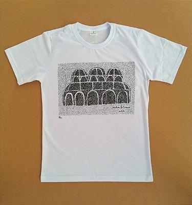 Camiseta Ecológica Jardim Botânico Curitiba