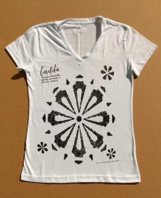 Camiseta Ecológica Curitiba