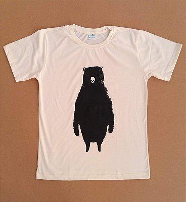 Camiseta Ecológica Urso - FP Rodrigues