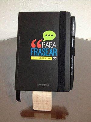 Livro ParaFrasear - Aluísio de Paula - Econtexto
