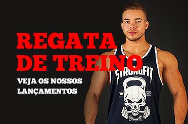 REGATAS DE TREINO - CONHEÇA NOSSOS LANÇAMENTOS