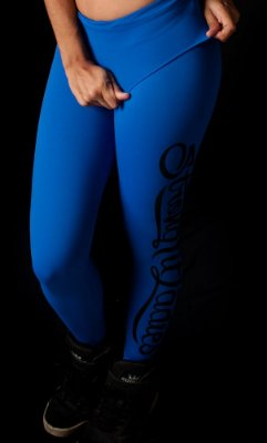 LEGGING BASIC AZUL