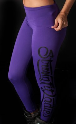 LEGGING BASIC ROXO