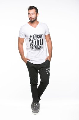 T-SHIRT SLIM STRAIGHT