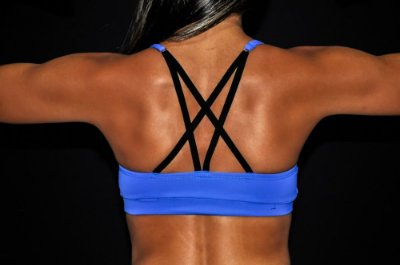 TOP BASIC STRAP AZUL