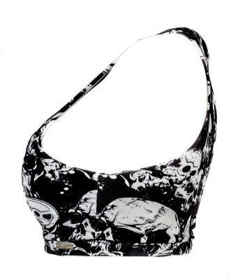 TOP STRAP DIRTY SKULL