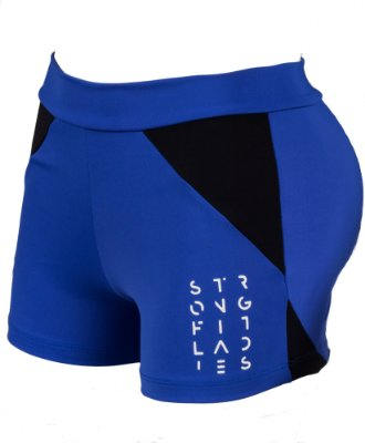 SHORT STG LADIES AZUL