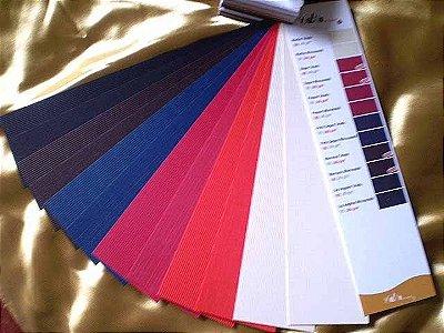 Papel Color Plus com  Texturas  180g - 50 folhas * Várias opções de cores a escolher.